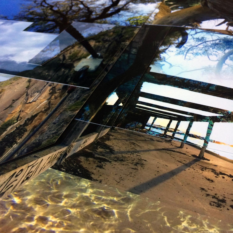 Bord de mer - EmPinsan - collage photo